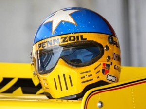 Rutherford Pennzoil Simpson helmet1 300x224 What is your favorite Indy Car drivers helmet