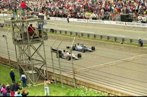 Unser Goodyear closest finish 1992 300x199 Tell 500 LEGENDS about your special INDY 500 memory