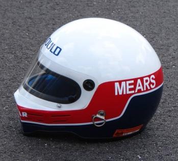 500 Legends Rick Mears 1982 Gould Charge Penske Racing