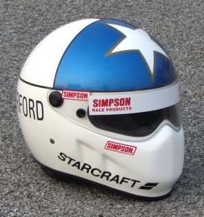 500 Legends Johnny Rutherford 1989 Starcraft Simpson